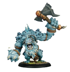 Trollblood Rok Dire Troll UPGRADE KIT